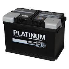 Platinum Prestige Car Battery Type 096