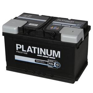 Platinum Prestige Car Battery Type 100