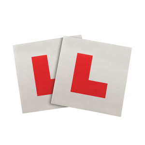 MAGNETIC STRIP L PLATE PAIR