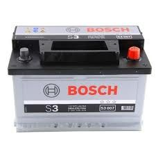 S3 007 Bosch Car Battery 12V 70Ah Type 100 S3007