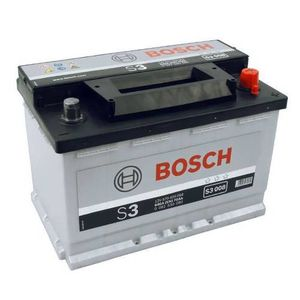 S3 008 Bosch Car Battery 12V 70Ah Type 096 S3008