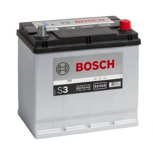 S3 016 Bosch Car Battery 12V 45Ah Type 048 S3016