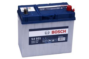 S4 021 Bosch Car Battery 12V 45Ah Type 048 S4021