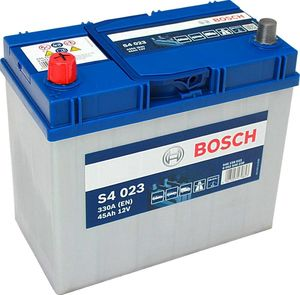 S4 023 Bosch Car Battery 12V 45Ah Type 049 S4023