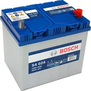 S4 024 Bosch Car Battery 12V 60Ah Type 005L S4024