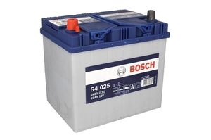 S4 025 Bosch Car Battery 12V 60Ah Type 005R S4025