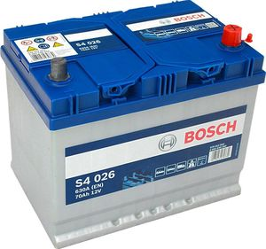 S4 026 Bosch Car Battery 12V 70Ah Type 068 S4026