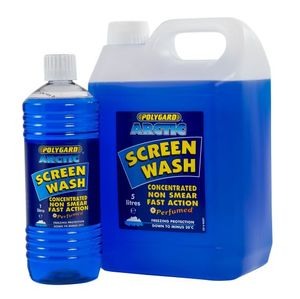 5L POLYGARD SCREENWASH