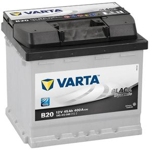Varta Car Batteries New Powerframe 077 / B20 (545413040)