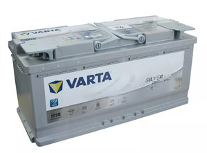 Varta H15 AGM Start Stop Car Battery 12v 105ah Type 020