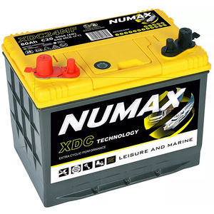 Numax 80Ah Leisure Battery XDC24MF
