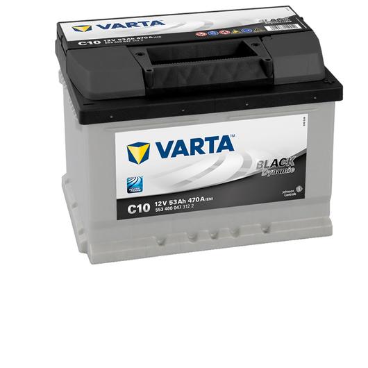Varta Car Battery New Powerframe 065 / C10 / C11 (553400047)