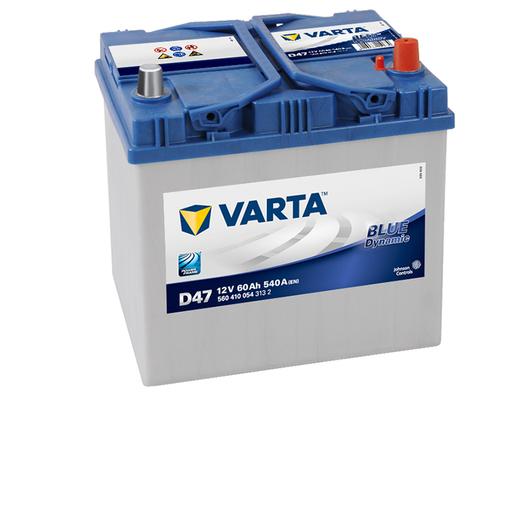 Varta Car Batteries New Powerframe 005L / D47 / (560410054)