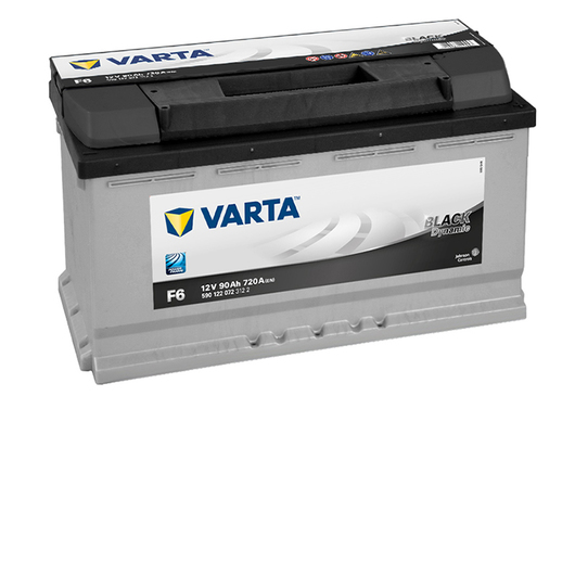 Varta Car Battery New Powerframe 017 / F6 (590122072)
