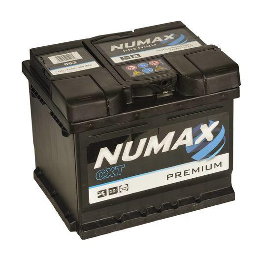 Numax  (063) NUMAX  PREMIUM SILVER & HGV 12 VOLT RANGE