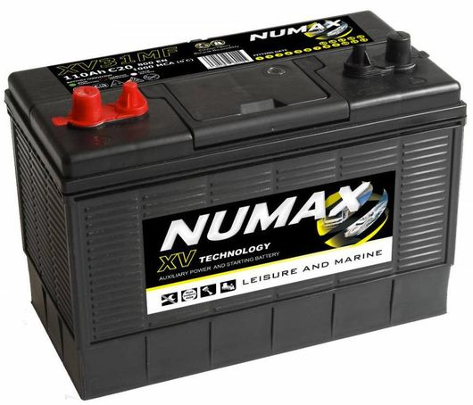 Numax 110ah Leisure Battery XV31MF