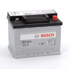 S3 005 Bosch Car Battery 12V 56Ah Type 027 S3005