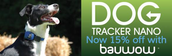 Dog Tracker Nano Green