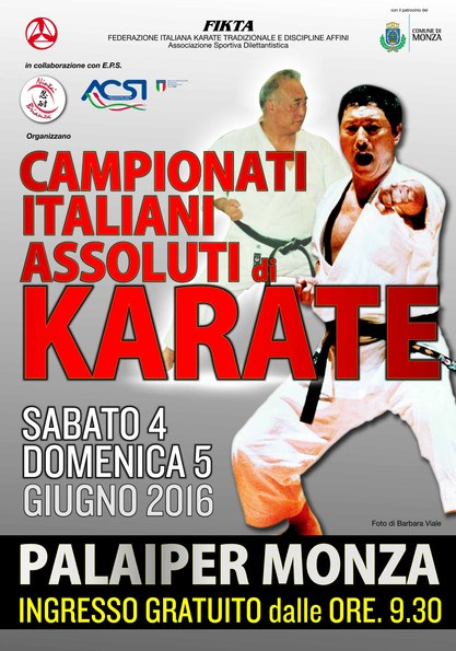 Campionati Italiani Assoluti 2016