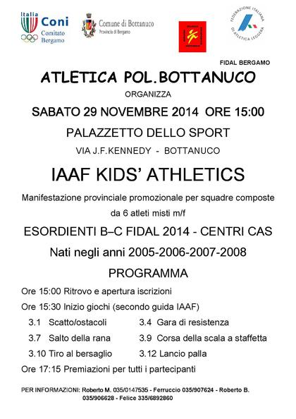 IAFF KIDS 2014
