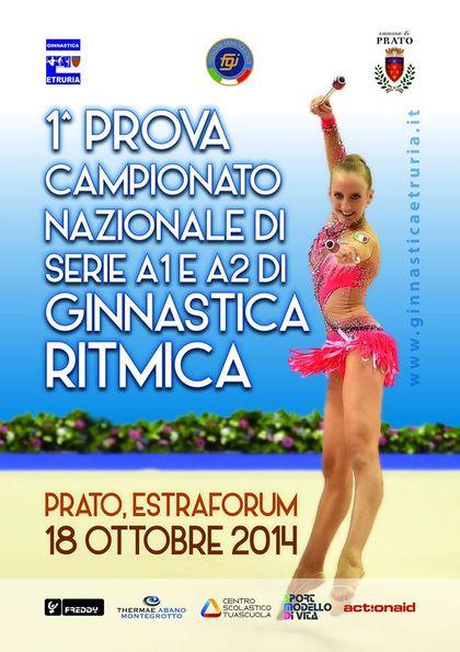 Serie A1 Prato 1° prova