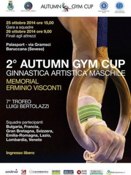 Autumn Gym Cup