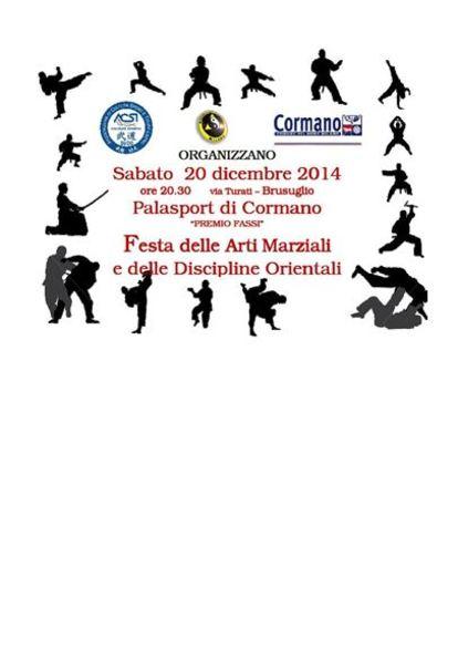 ACSI Budo - Festa delle Arti marziali e delle Discipline orientali