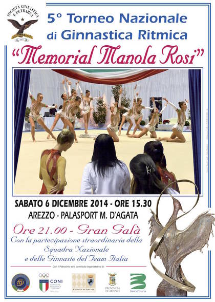 5° Memorial Manola Rosi