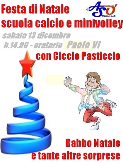 Festa di Natale ASO x i…