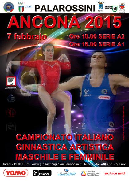 1a prova Campionato di Serie A1 - A2