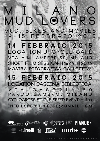 Milano Mud Lovers