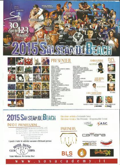 salseandobeach 2015 con…