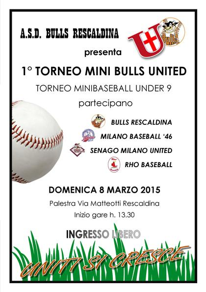 TORNEO MINI BULLS UNITED