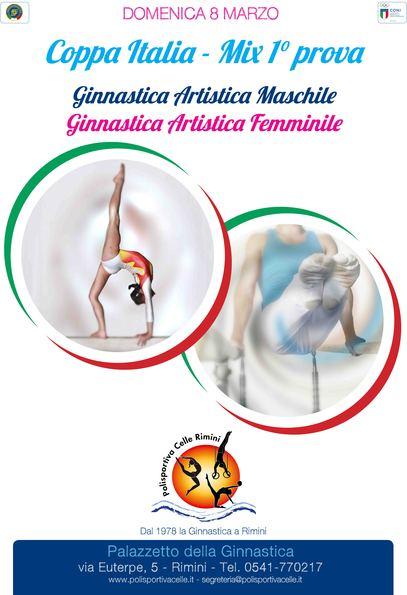 Coppa Italia Mix 1a prova