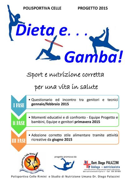 Dieta... e Gamba!!!
