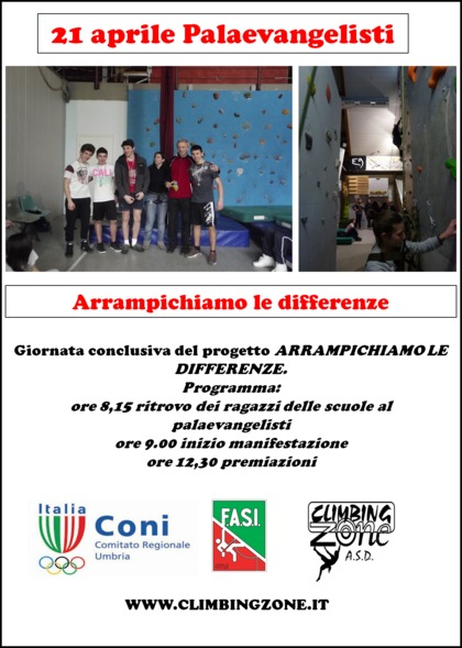 arrampichiamo le differenze