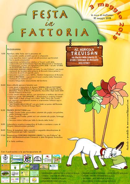 Festa in FATTORIA - Velmaio -