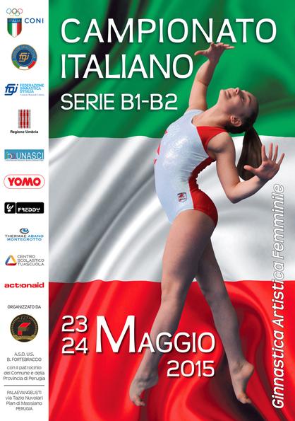 Campionato Italiano serie B1 - B2 GAF