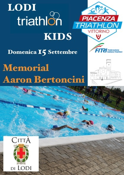 5° Triathlon Kids di Lodi
