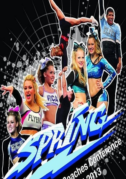 Cheerleading Summer Camp by Spring Tumbling