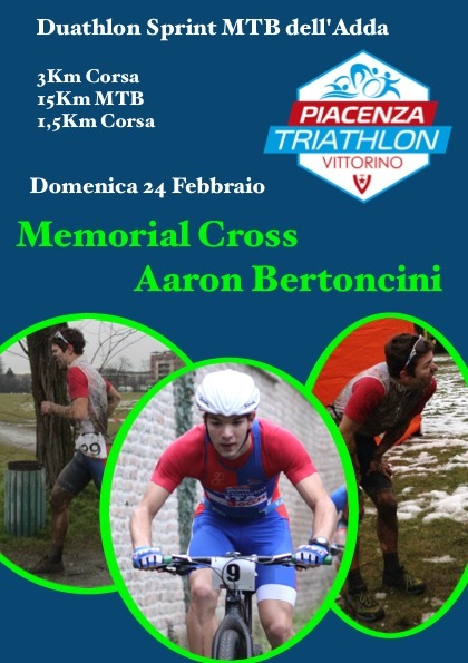5° Duathlon Sprint MTB dell'Adda