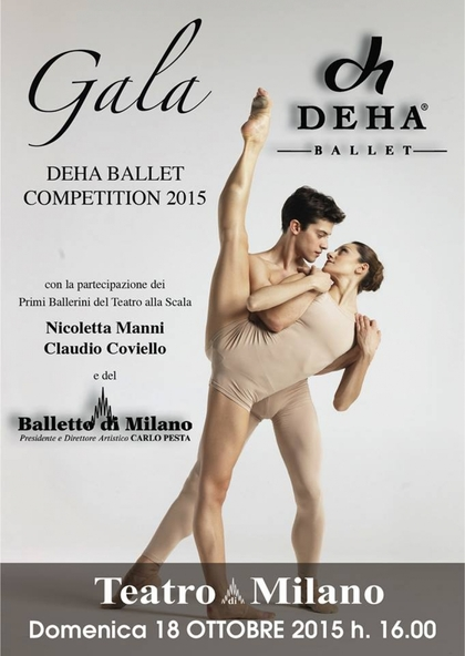 Gala Deha Ballet Competition