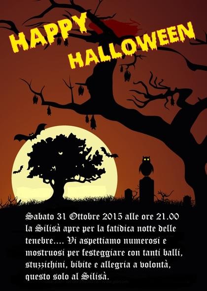 Festa sociale di Halloween
