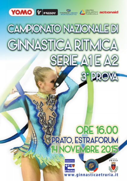 Serie A 3° Prova -  Prato