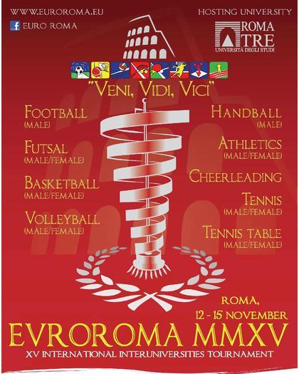 EURO Roma Cheer Contest