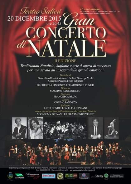 Gran Concerto di Natale II Edizione 2015
