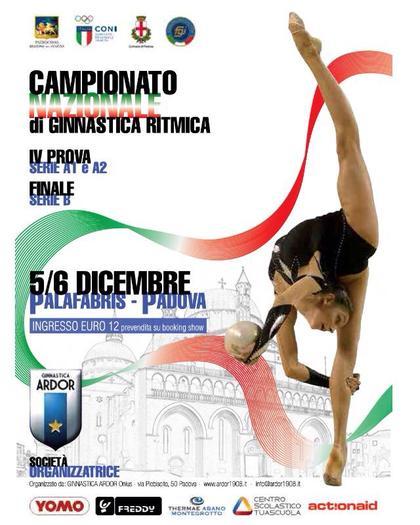 Serie A 4° prova - Padova