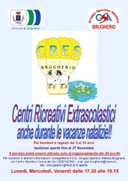 ISCRIZIONI - CRES