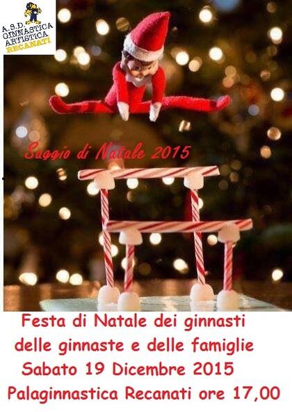 Saggio di Natale 2015