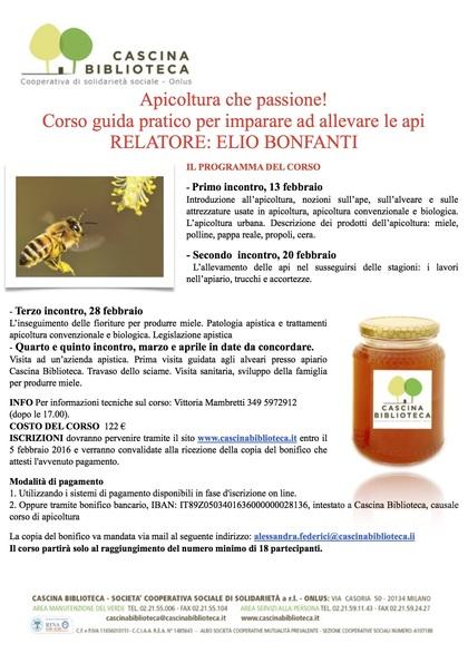 Apicoltura che passione!Corso guida pratico per imparare ad allevare le api
